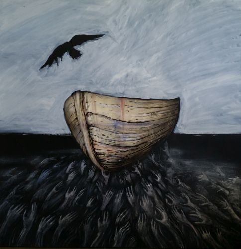 Painting - Boat